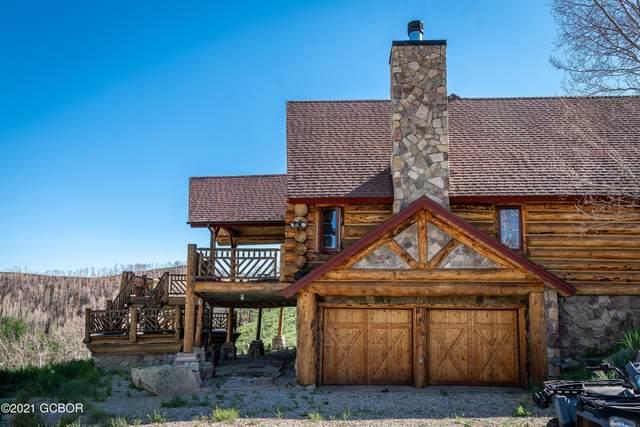 120 Gcr 4110, Grand Lake, CO 80447 (MLS #21-474) :: The Real Estate Company
