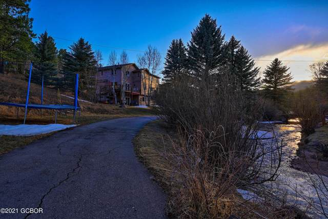 4230 S Meadow Brook Lane, Evergreen, CO 80439 (MLS #21-389) :: The Real Estate Company