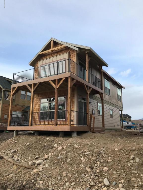 134 Edgewater Circle, Granby, CO 80446 (MLS #18-1096) :: The Real Estate Company