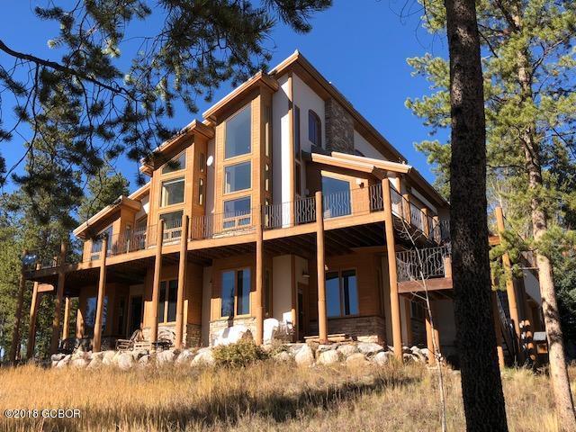 35 Gcr 5221, Tabernash, CO 80478 (MLS #18-1459) :: The Real Estate Company