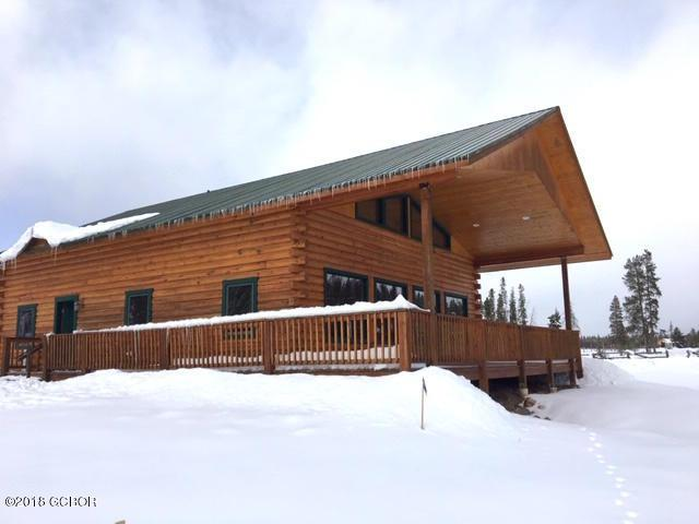 114 Gcr 464, Grand Lake, CO 80447 (MLS #18-1663) :: The Real Estate Company