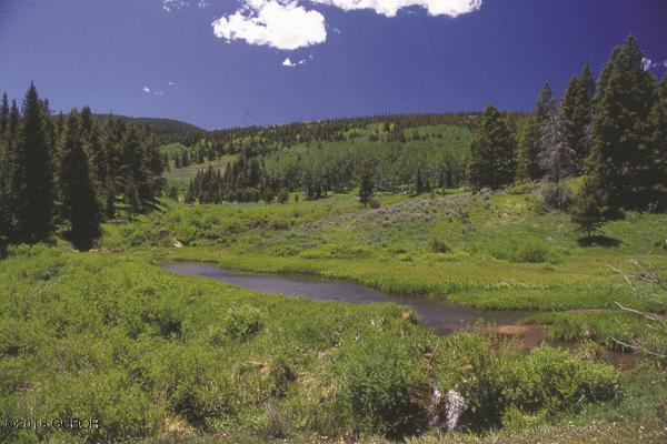 County Rd 14 Road, Kremmling, CO 80459 (MLS #18-357) :: The Real Estate Company