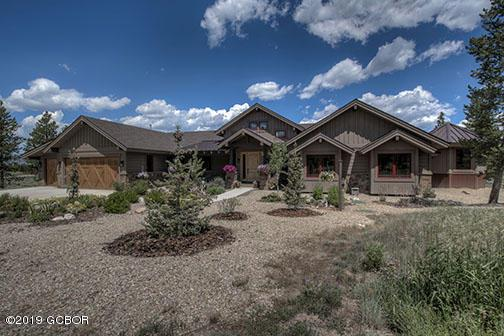 790 Gcr 6236S, Granby, CO 80446 (MLS #19-1093) :: The Real Estate Company