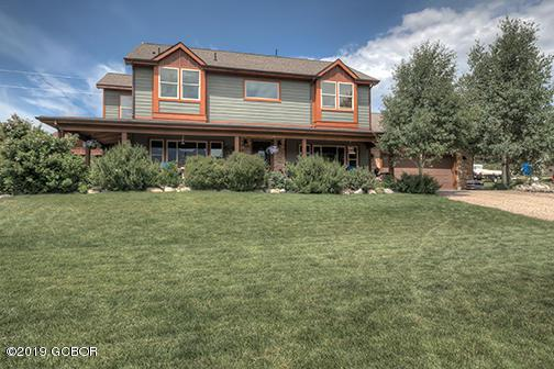116 Gcr 465, Grand Lake, CO 80447 (MLS #19-1232) :: The Real Estate Company