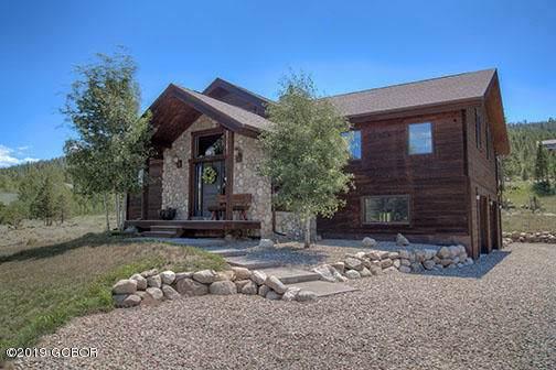 1062 Gcr  8952, Granby, CO 80446 (MLS #19-1307) :: The Real Estate Company
