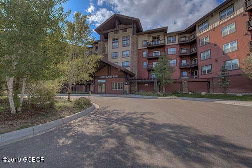 300 Basecamp Circle #106, Granby, CO 80446 (MLS #19-1458) :: The Real Estate Company