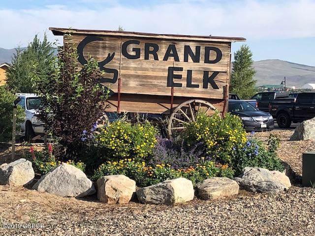 802 Saddle Ridge Circle, Granby, CO 80446 (MLS #19-1734) :: The Real Estate Company