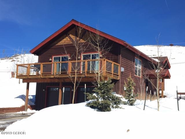 340 Gcr 89, Granby, CO 80446 (MLS #19-274) :: The Real Estate Company