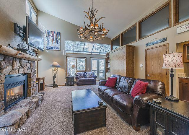 435 Iron Horse Way J3309, Winter Park, CO 80482 (MLS #19-422) :: The Real Estate Company