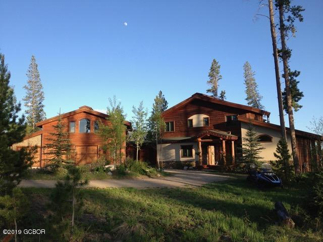 514 Gcr 49, Grand Lake, CO 80447 (MLS #19-495) :: The Real Estate Company