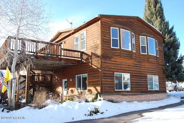833 E Agate #3, Granby, CO 80446 (MLS #19-89) :: The Real Estate Company