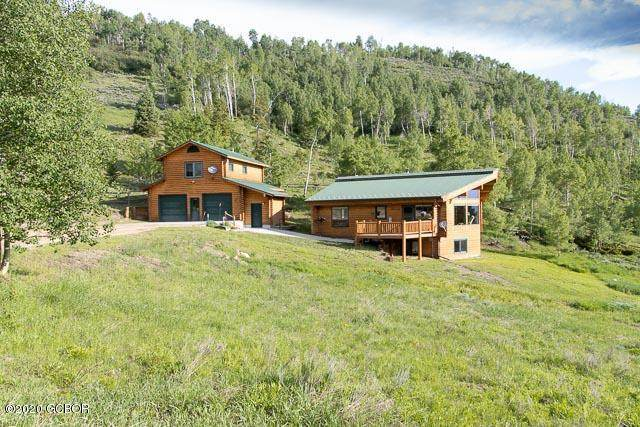 4800 County Rd 56, Granby, CO 80446 (MLS #20-1501) :: The Real Estate Company
