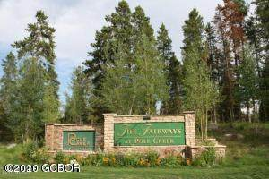 2644 Gcr 511/Golf Course Circle, Tabernash, CO 80478 (MLS #20-1573) :: The Real Estate Company