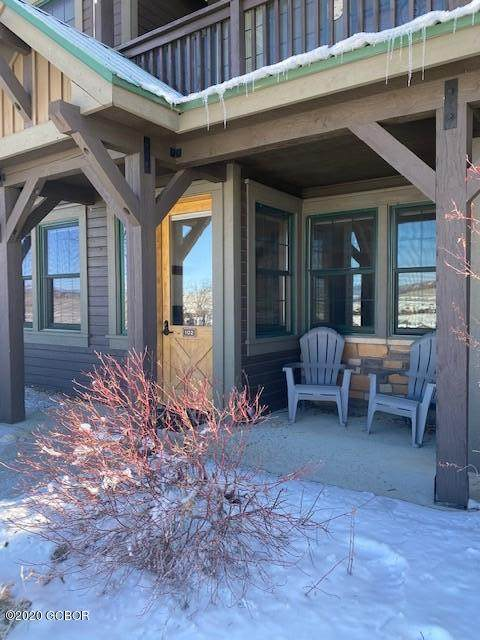 8102 Northstar, Granby, CO 80446 (MLS #20-1687) :: The Real Estate Company