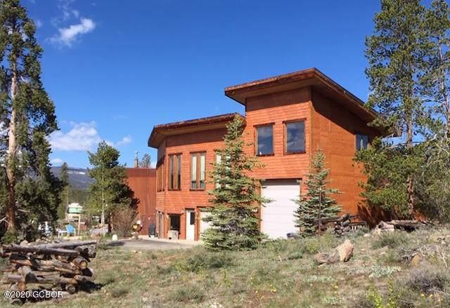 349 Gcr 863, Tabernash, CO 80478 (MLS #20-22) :: The Real Estate Company