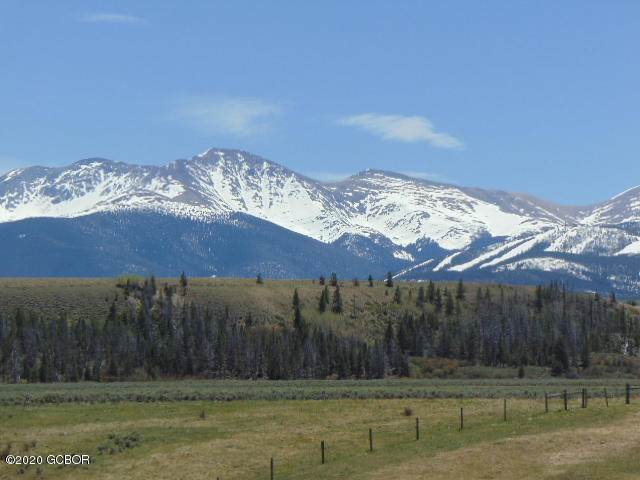 East Gcr 519 Road, Tabernash, CO 80478 (MLS #20-512) :: The Real Estate Company