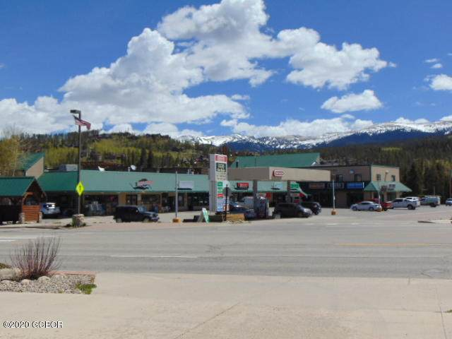 78415 Us Hwy 40, Winter Park, CO 80482 (MLS #20-567) :: The Real Estate Company