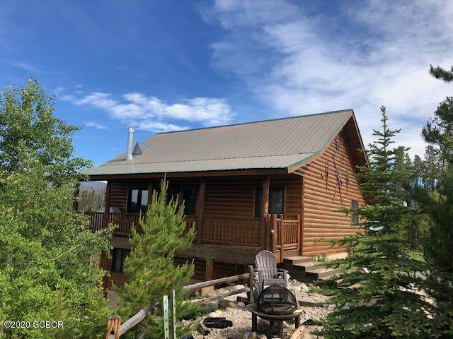221 Waldon Street, Grand Lake, CO 80447 (MLS #20-825) :: The Real Estate Company