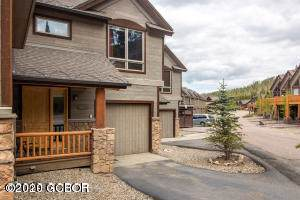 207 Antler Way, Winter Park, CO 80482 (MLS #20-9) :: The Real Estate Company