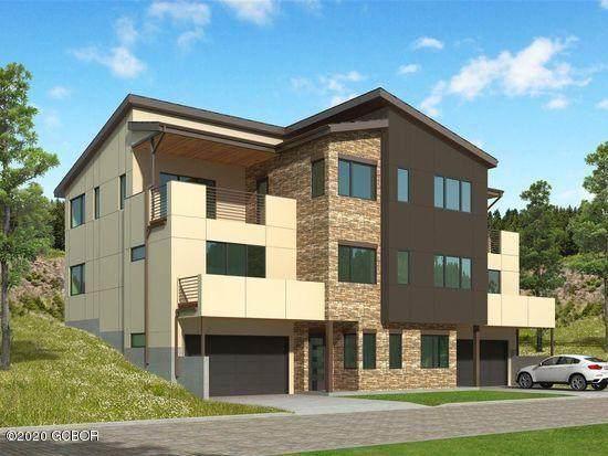 736 Dreamcatcher Lane, Evergreen, CO 80439 (MLS #20-992) :: The Real Estate Company