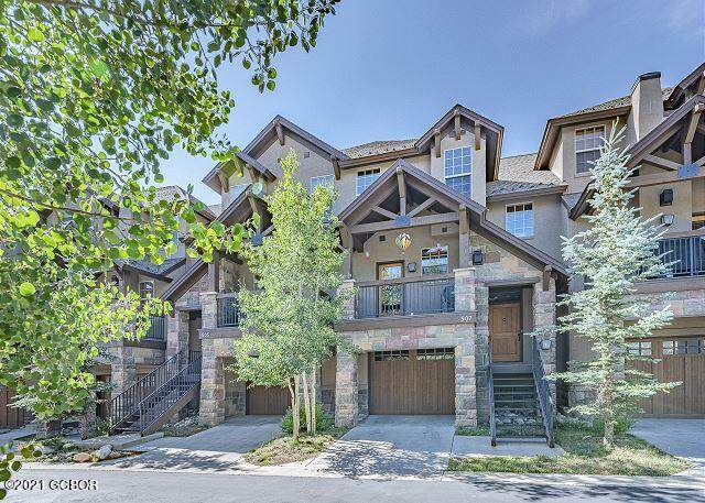 507 Red Quill, Winter Park, CO 80482 (MLS #21-1073) :: The Real Estate Company