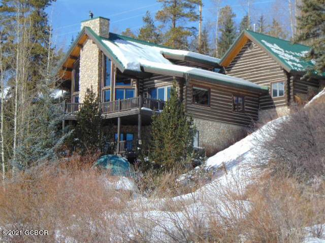 13588 Us Hwy 34, Grand Lake, CO 80447 (MLS #21-316) :: The Real Estate Company