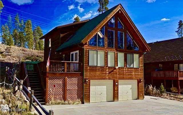 82 Gcr 4661, Grand Lake, CO 80447 (MLS #20-126) :: The Real Estate Company