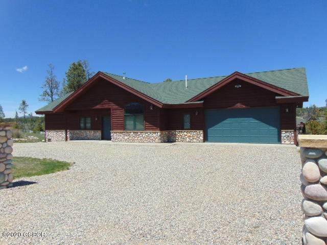 616 County Rd 519E, Tabernash, CO 80478 (MLS #20-524) :: The Real Estate Company