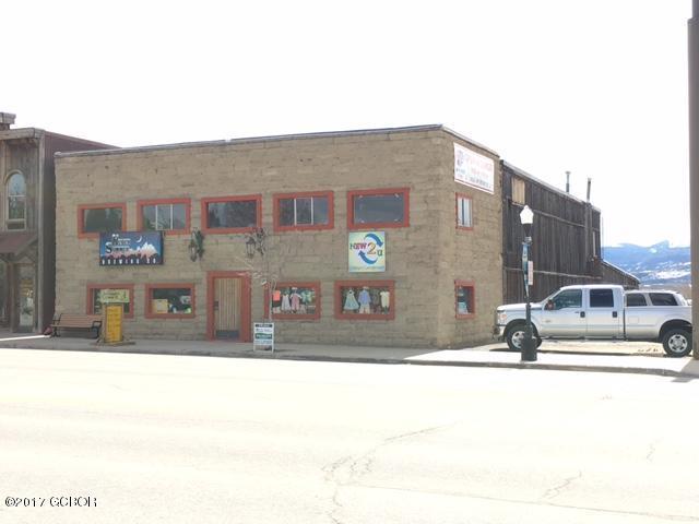 62 E Agate, Granby, CO 80446 (MLS #17-1384) :: The Real Estate Company