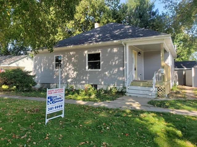 821 S Sycamore, Grand Island, NE 68801 (MLS #20190804) :: Berkshire Hathaway HomeServices Da-Ly Realty