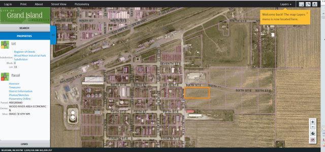 421 E Sixth Street, Wood River, NE 68883 (MLS #20170601) :: Berkshire Hathaway HomeServices Da-Ly Realty