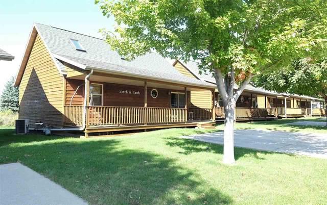 1203 Sanborn Ave # 4, Okoboji, IA 51355 (MLS #211113) :: Integrity Real Estate