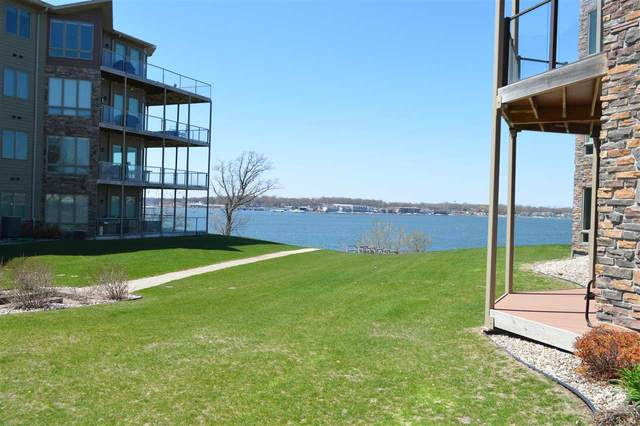 290 240th Avenue Condo 103, Arnolds Park, IA 51331 (MLS #211056) :: Integrity Real Estate