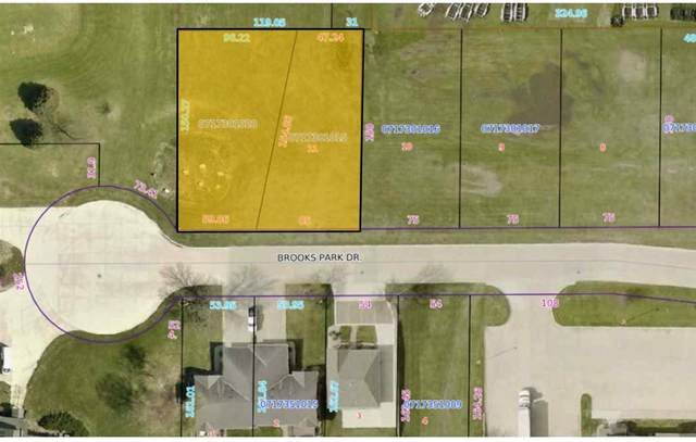 000 Brooks Park Drive Lot 11 & 12, Okoboji, IA 51355 (MLS #211093) :: Integrity Real Estate