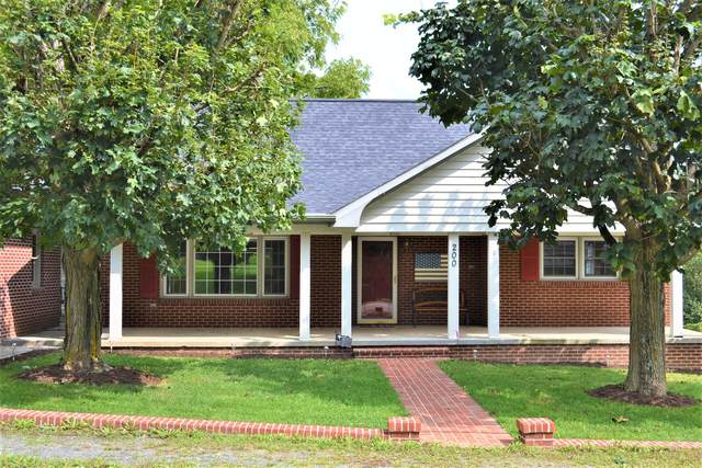 200 Main St, UNION, WV 24983 (MLS #20-1323) :: Greenbrier Real Estate Service