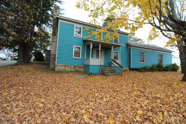 66 2nd St, UNION, WV 24983 (MLS #20-1500) :: Greenbrier Real Estate Service