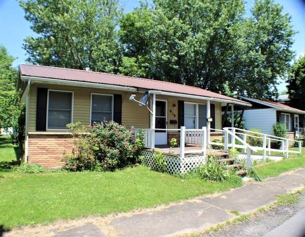 610 3rd Ave, MARLINTON, WV 24954 (MLS #20-886) :: Greenbrier Real Estate Service