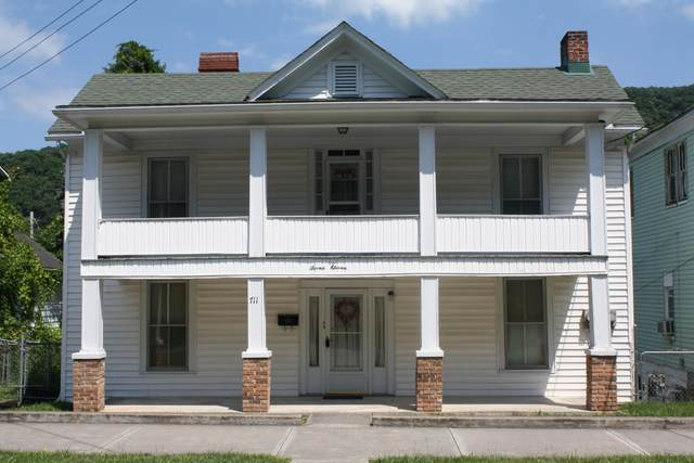 711 Temple St, HINTON, WV 25951 (MLS #21-1036) :: Greenbrier Real Estate Service