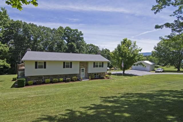 1908 Pine Grove Rd, LINDSIDE, WV 24951 (MLS #21-1040) :: Greenbrier Real Estate Service