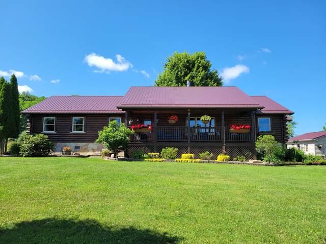 146 Westfield Dr, LEWISBURG, WV 24901 (MLS #21-1047) :: Greenbrier Real Estate Service