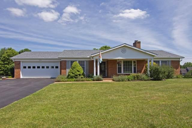 133 Sunshine Dr, LEWISBURG, WV 24901 (MLS #21-1058) :: Greenbrier Real Estate Service