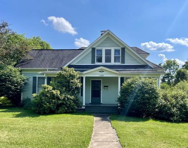1686 E Washington St, LEWISBURG, WV 24901 (MLS #21-1069) :: Greenbrier Real Estate Service