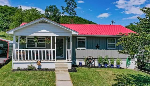108 Harper St, White Sulphur Springs, WV 24986 (MLS #21-1073) :: Greenbrier Real Estate Service