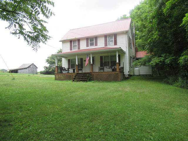 609 Germany Rd, RENICK, WV 24966 (MLS #21-1096) :: Greenbrier Real Estate Service