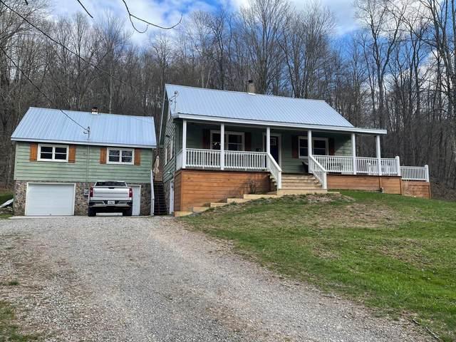 497 Locust Glen Dr, Slaty Fork, WV 26291 (MLS #21-1107) :: Greenbrier Real Estate Service