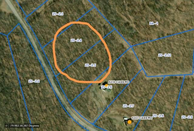 Lot 2 & 3 Eagles Nest, Cass, WV 24947 (MLS #21-1110) :: Greenbrier Real Estate Service