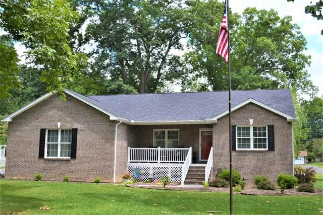 528 Greenbrier Ave, White Sulphur Springs, WV 24986 (MLS #21-1132) :: Greenbrier Real Estate Service