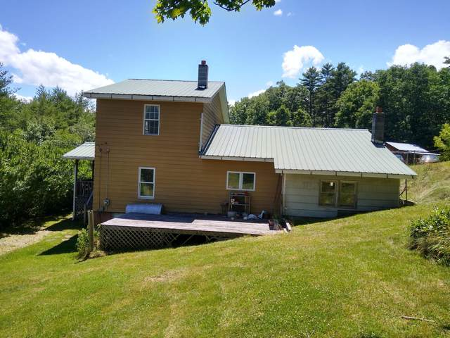 12395 Frost Rd, DUNMORE, WV 24934 (MLS #21-1136) :: Greenbrier Real Estate Service