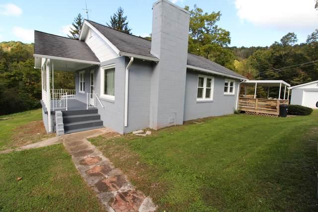 64 Thompson Valley Farm, HINTON, WV 25951 (MLS #21-1137) :: Greenbrier Real Estate Service