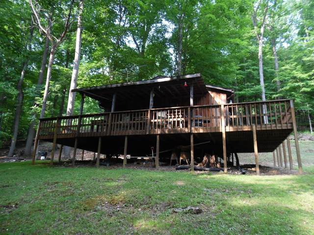 1205 Black Bear Trail, HILLSBORO, WV 24946 (MLS #21-1161) :: Greenbrier Real Estate Service